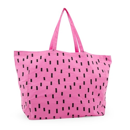 Cotton Bag Bubbly Pink 3