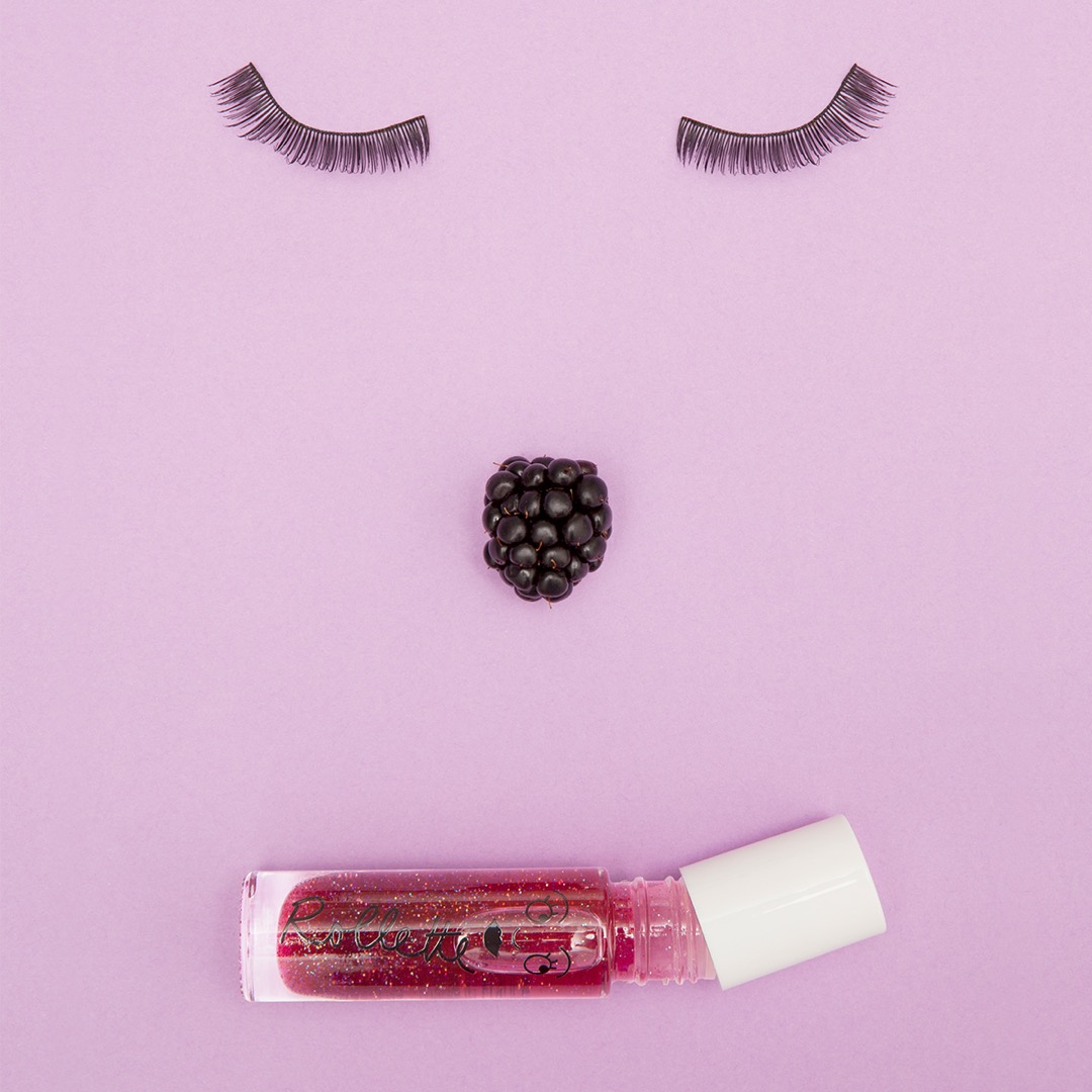 Lipgloss Brombeere Nailmatic 2