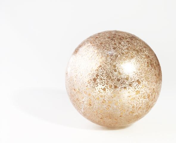 Ball Kupfer Glitter 12cm Ratatam 2
