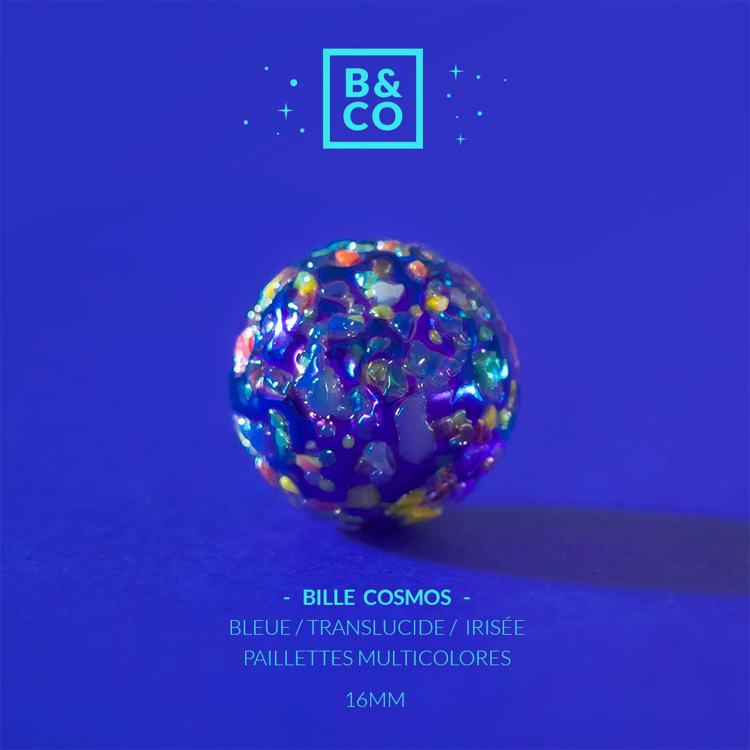 Murmeln Kosmos Mini Box Billes Co