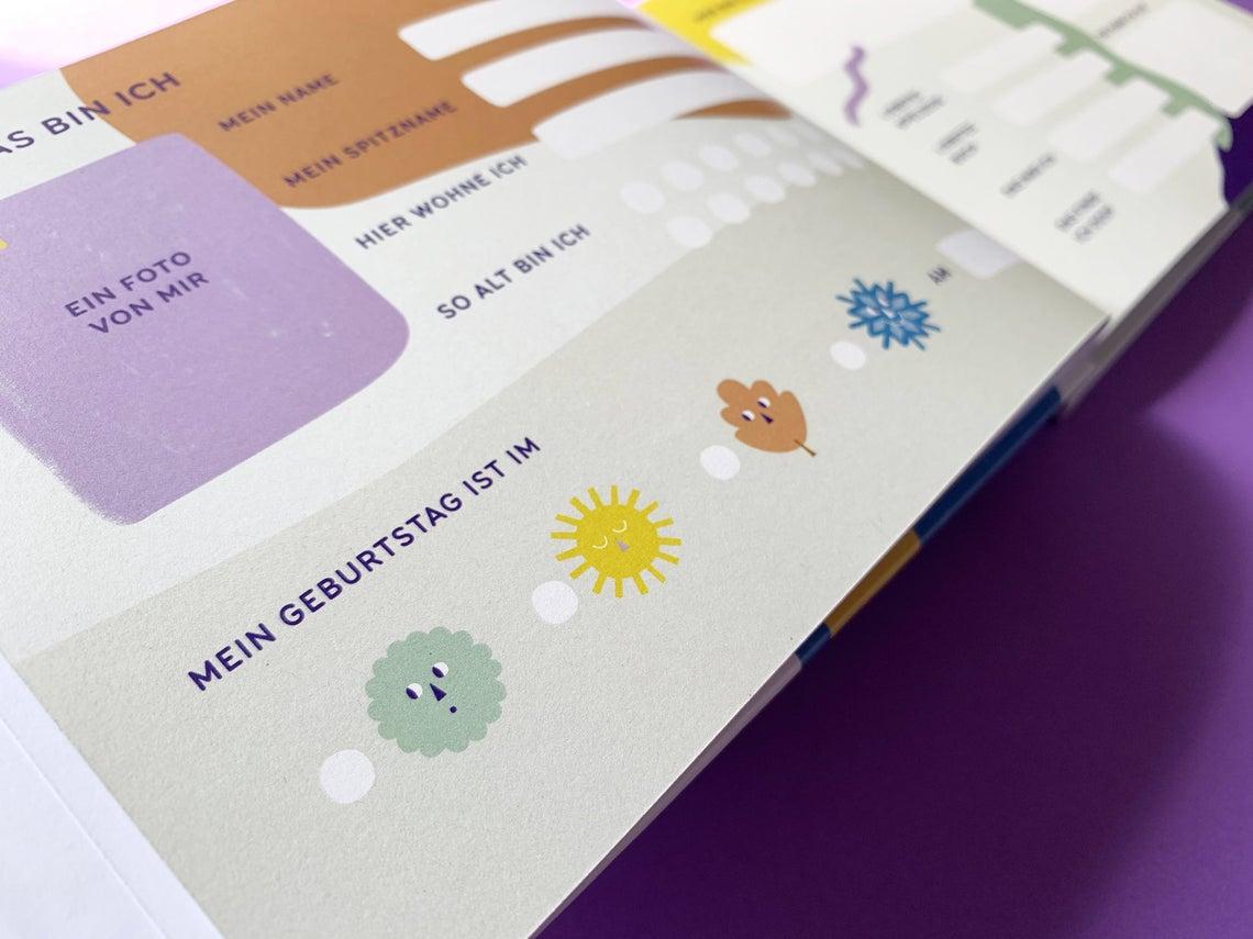 Freundebuch Anna Beddig 3