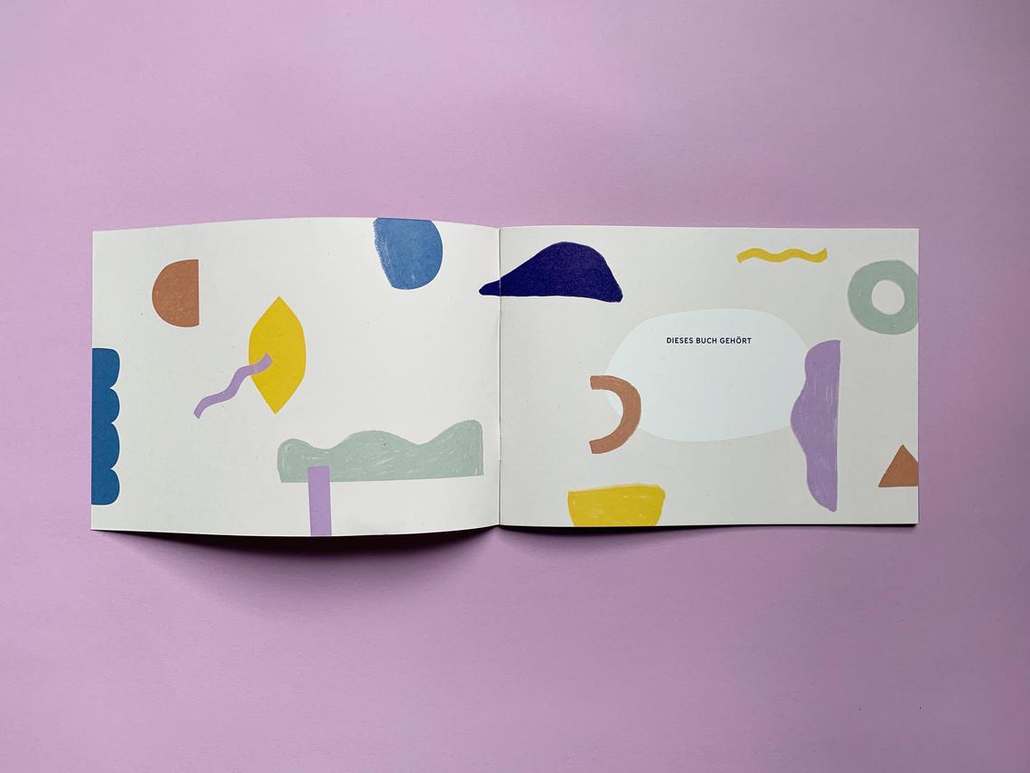 Einschulungsbuch Anna Beddig 8