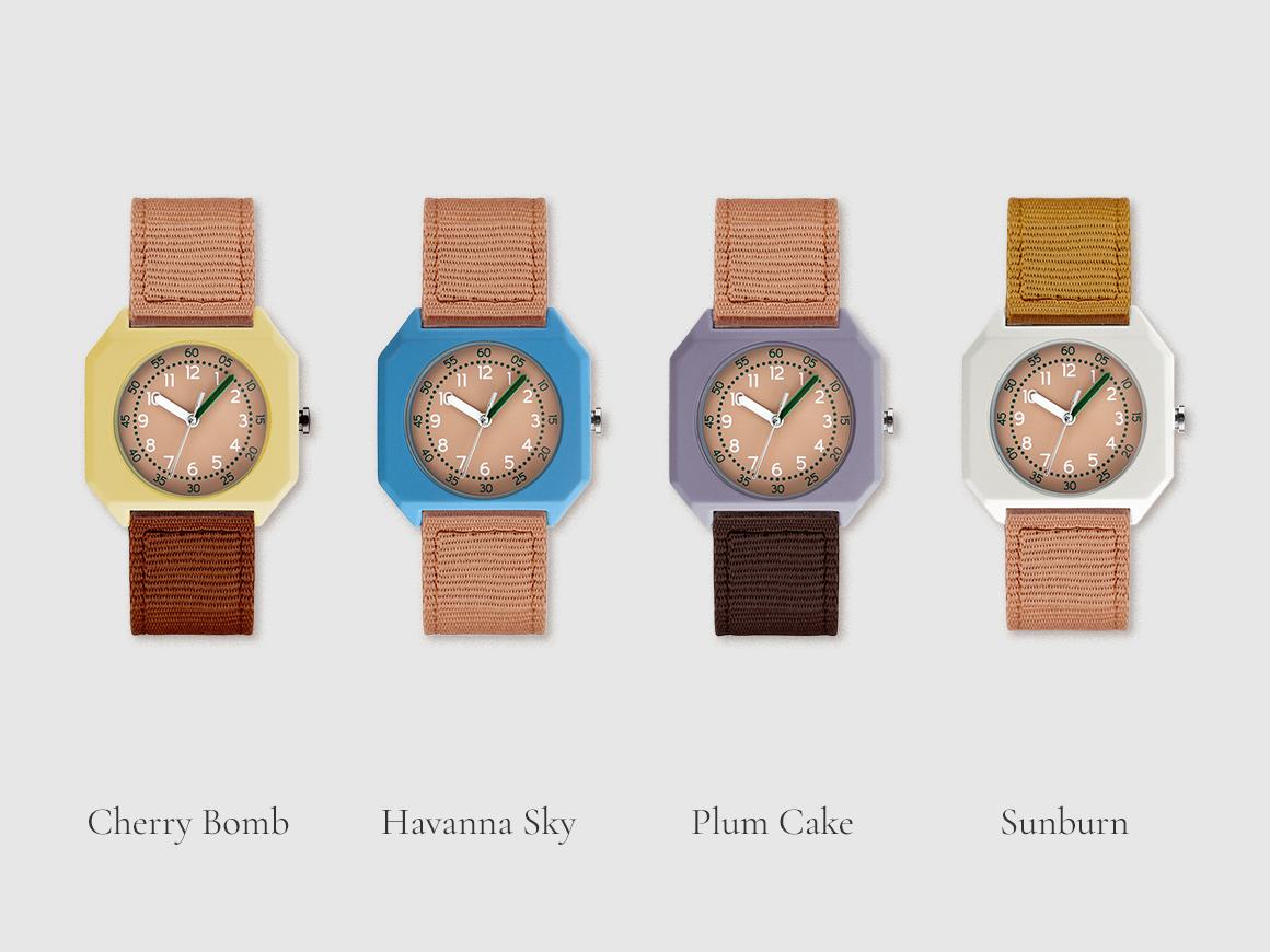 Armbanduhr Havanna Sky Mini Kyomo 6