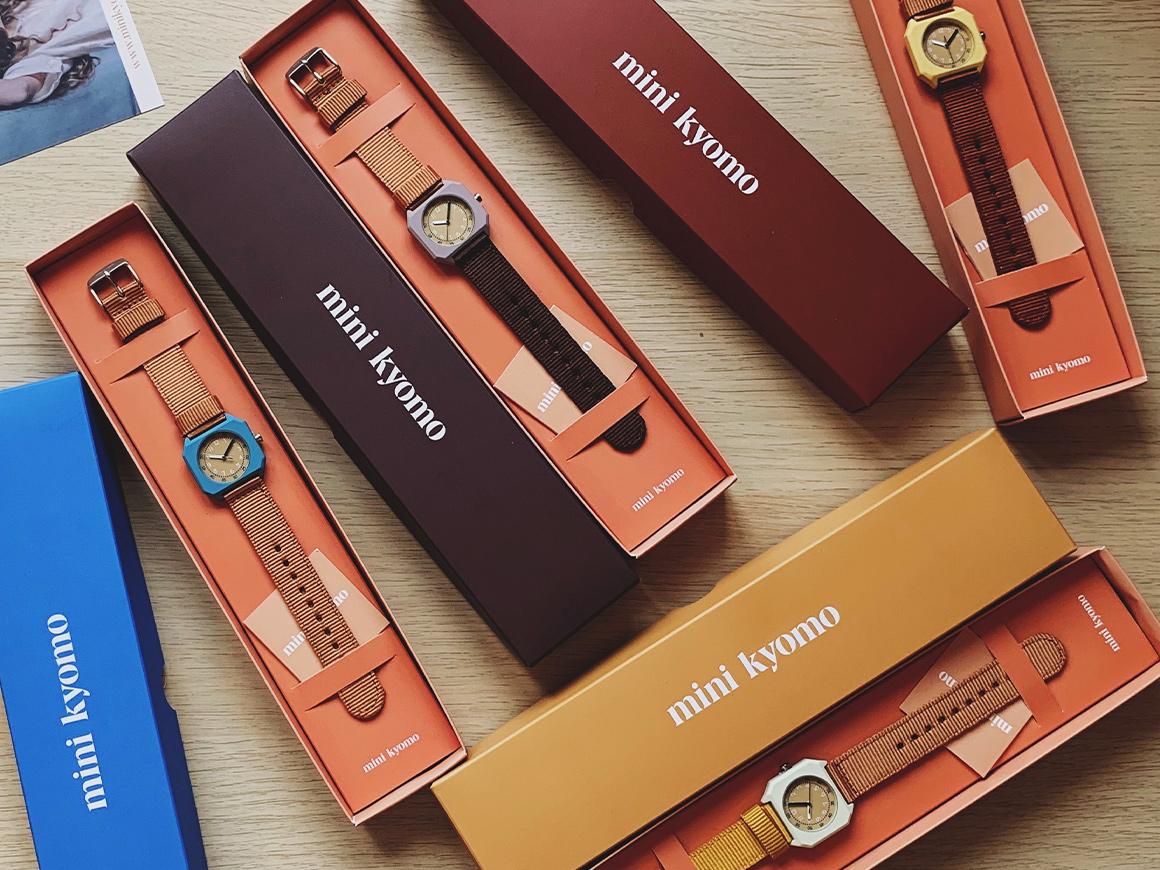 Armbanduhr Sunburn Mini Kyomo 6
