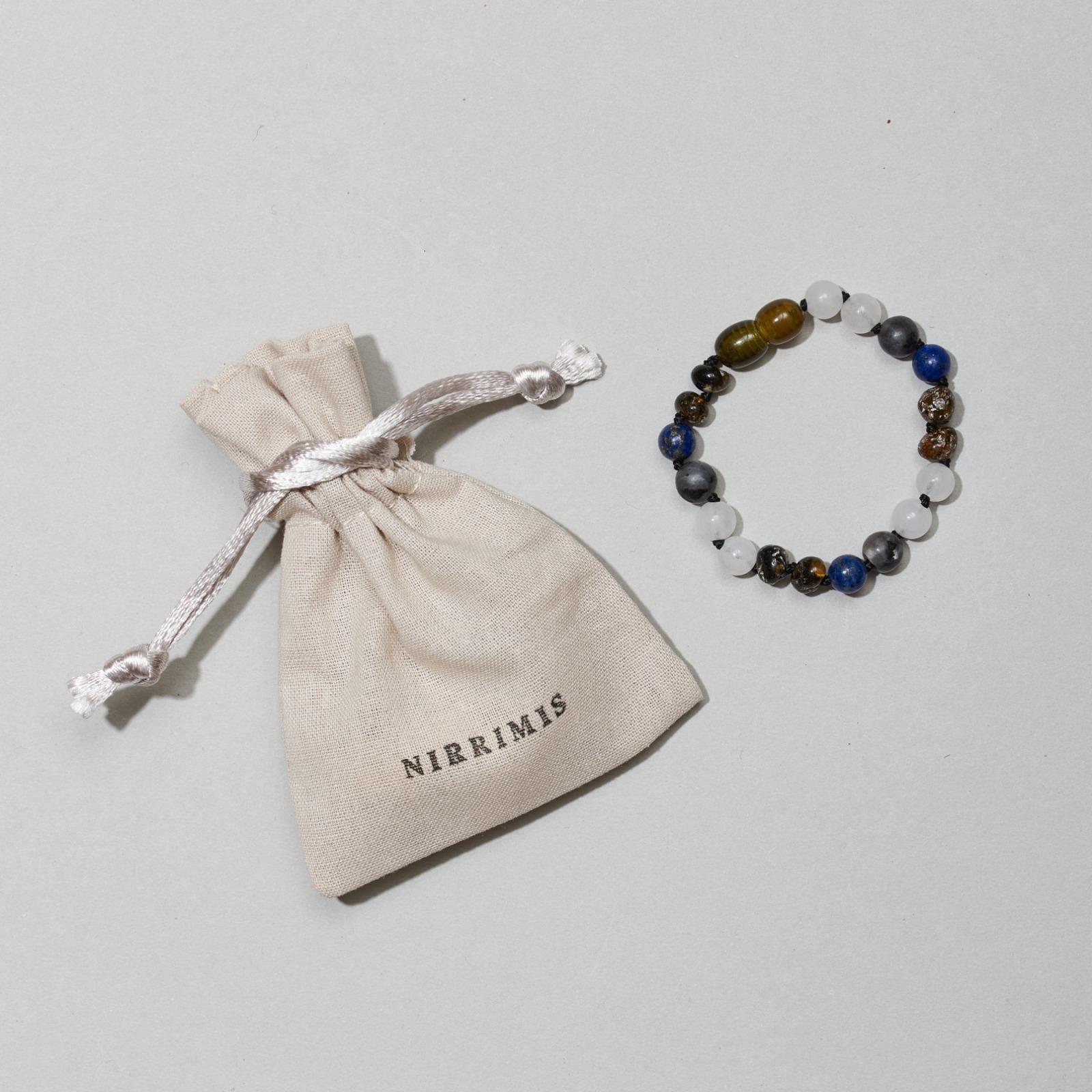 Nirrimis Armband Lazuli