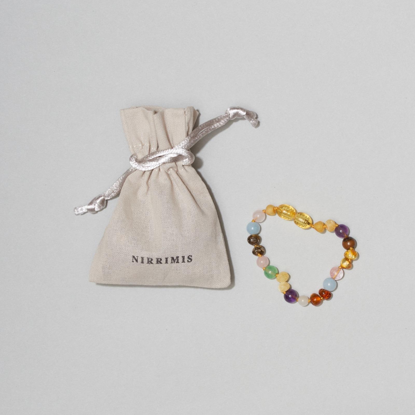 Nirrimis Armband Regenbogen