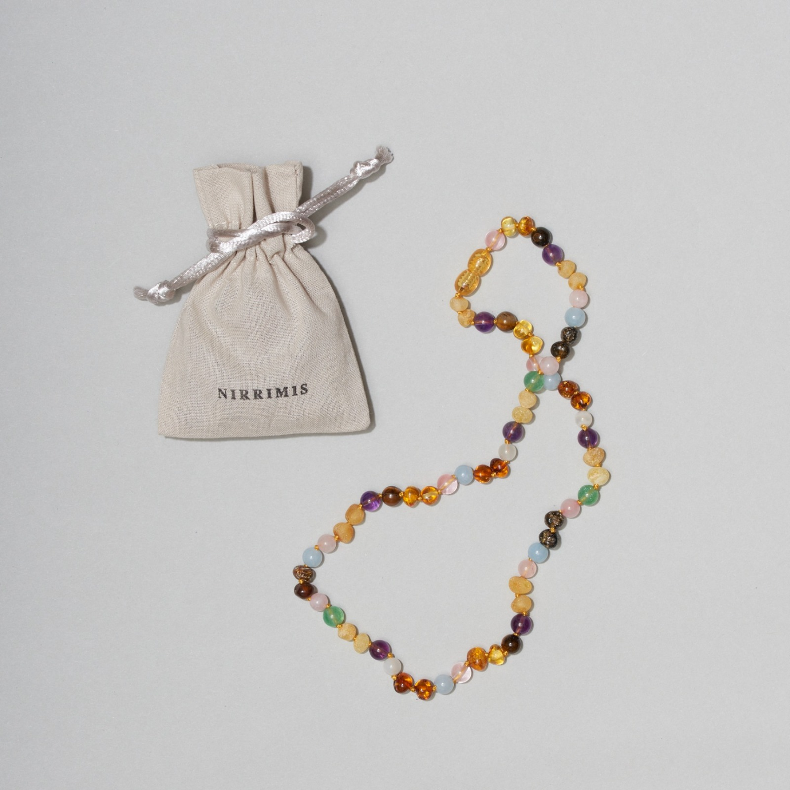 Nirrimis Halskette Regenbogen