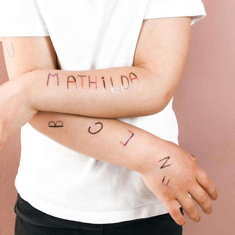 Tattoo Abc Nuukk 2