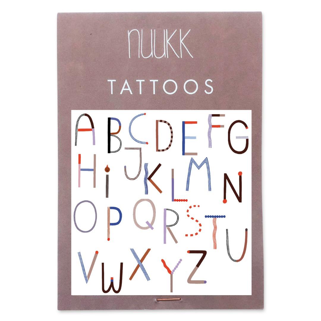 Tattoo Abc Nuukk