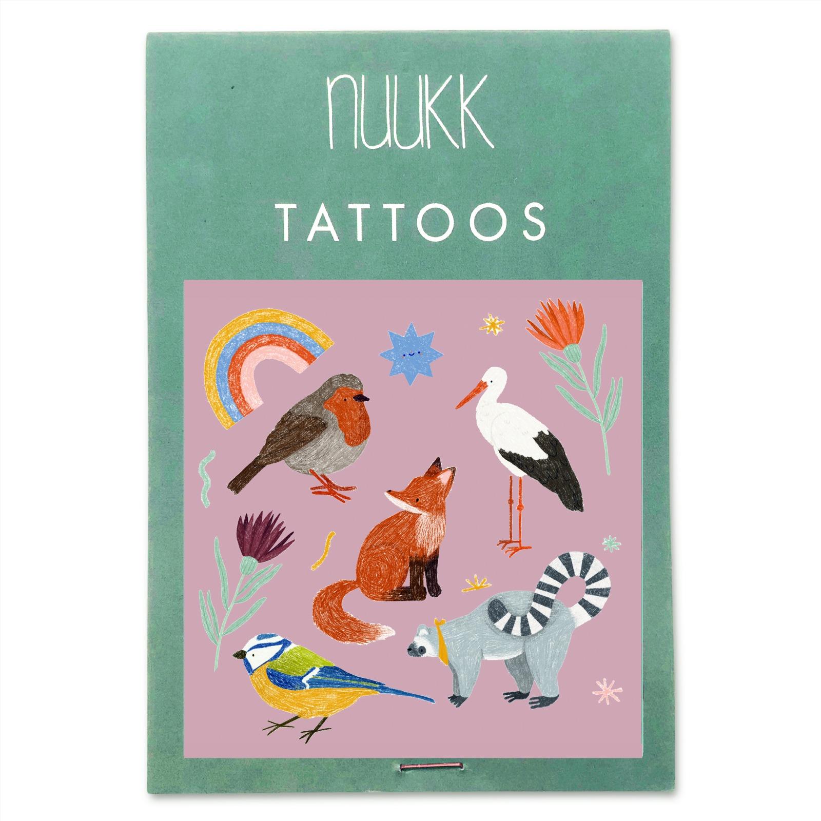 Tattoo Piep Nuukk