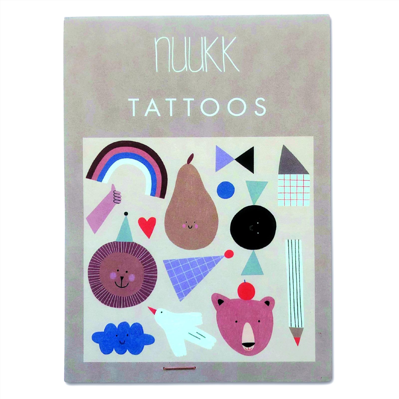 Tattoo Happy Nuukk