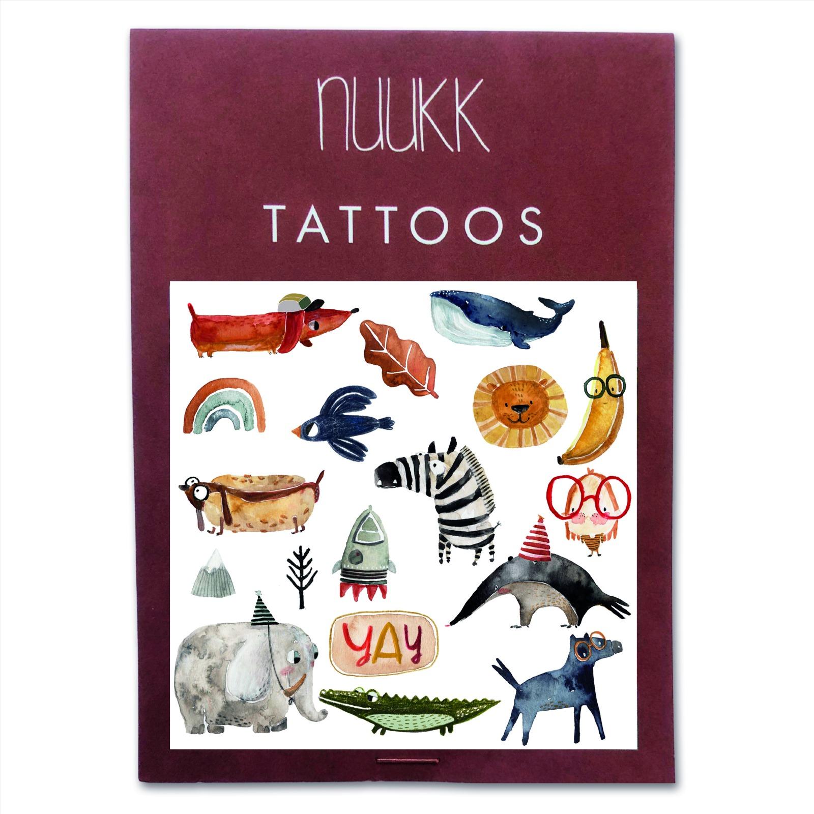 Tattoo Yay Nuukk