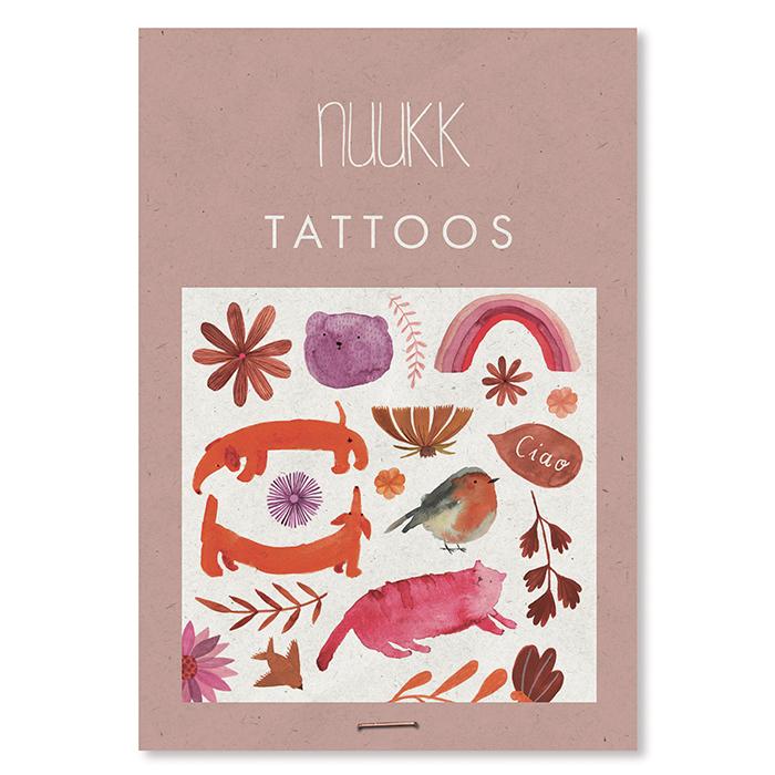 Tattoo Blush Nuukk