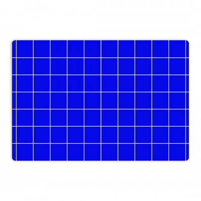 Frühstücksbrettchen Grid blau Nuukk Grid blau