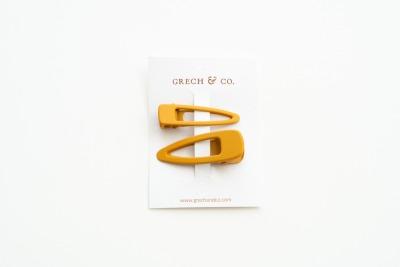 Haarspange 2er Set Golden Grech Co