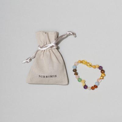 Nirrimis Armband Regenbogen - Rainbow