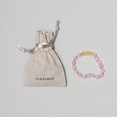 Nirrimis Armband Rosenquartz - Rose Quartz