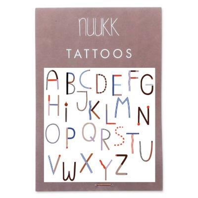Tattoo Abc Nuukk - ABC