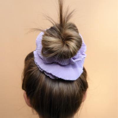 Scrunchie Lavendel Hello Love - Lavendel