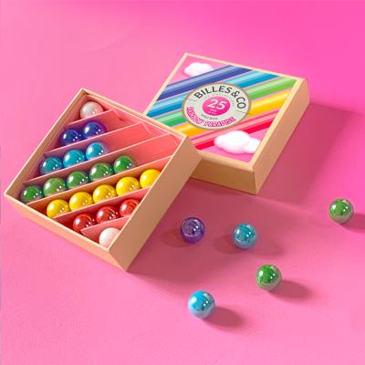 Murmeln Rainbow Paradise Mini Box Billes