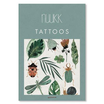 Tattoo Greenery Nuukk - Greenery
