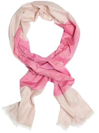 Arena Pink Blush 100 handcrafted cashmere