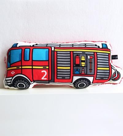 Feuerwehr grosses Kuschelkissen