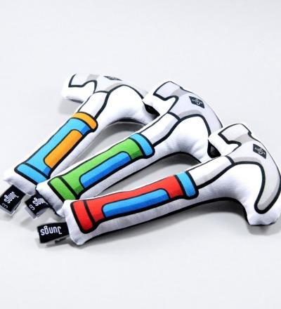 Hammer Rassel - Lieferung erfolgt farblich sortiert