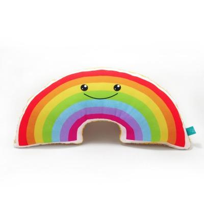 Regenbogen Kissen Nackenkissen
