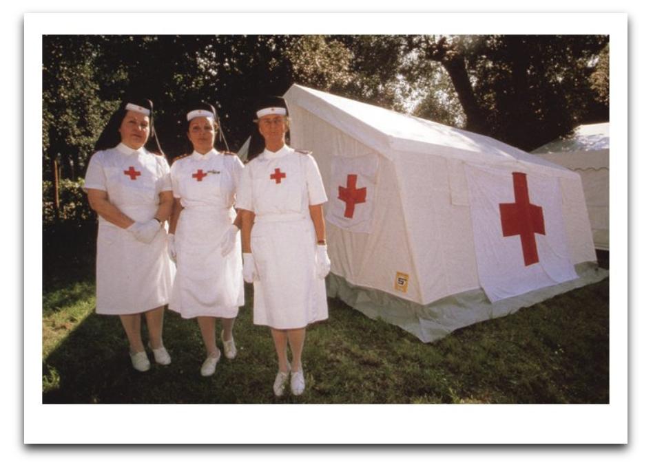 Three Nurses Card
