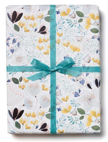 April Bouquet Wrap