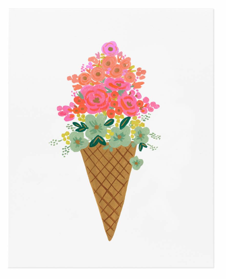 Ice Cream Come