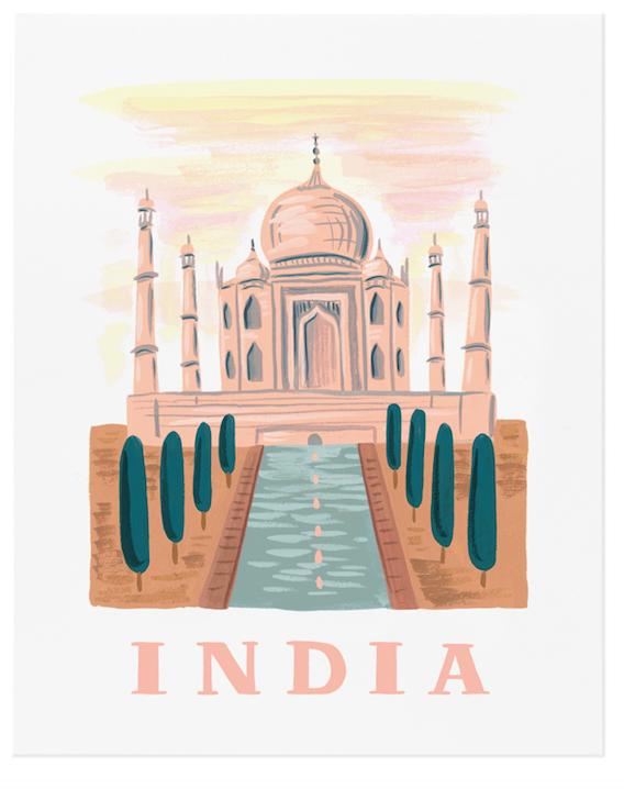 Bon Voyage India