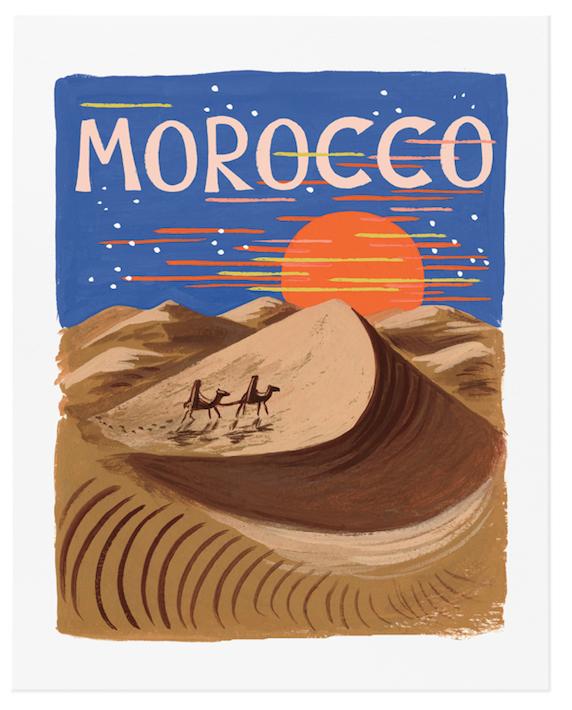 Bon Voyage Morocco