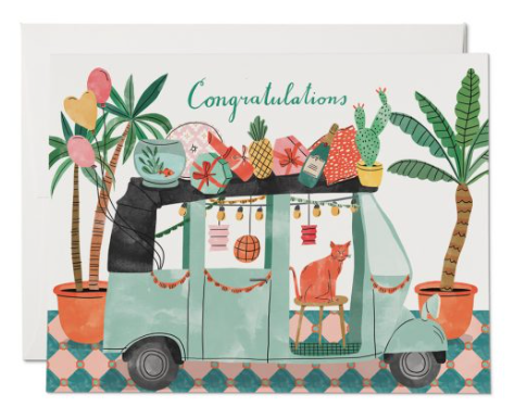 Party Tuktuk Card