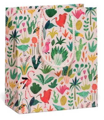 Colorful Birds Bag