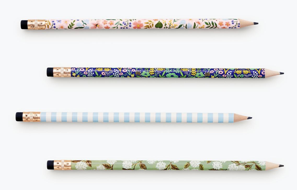 Meadow Pencil Set 2