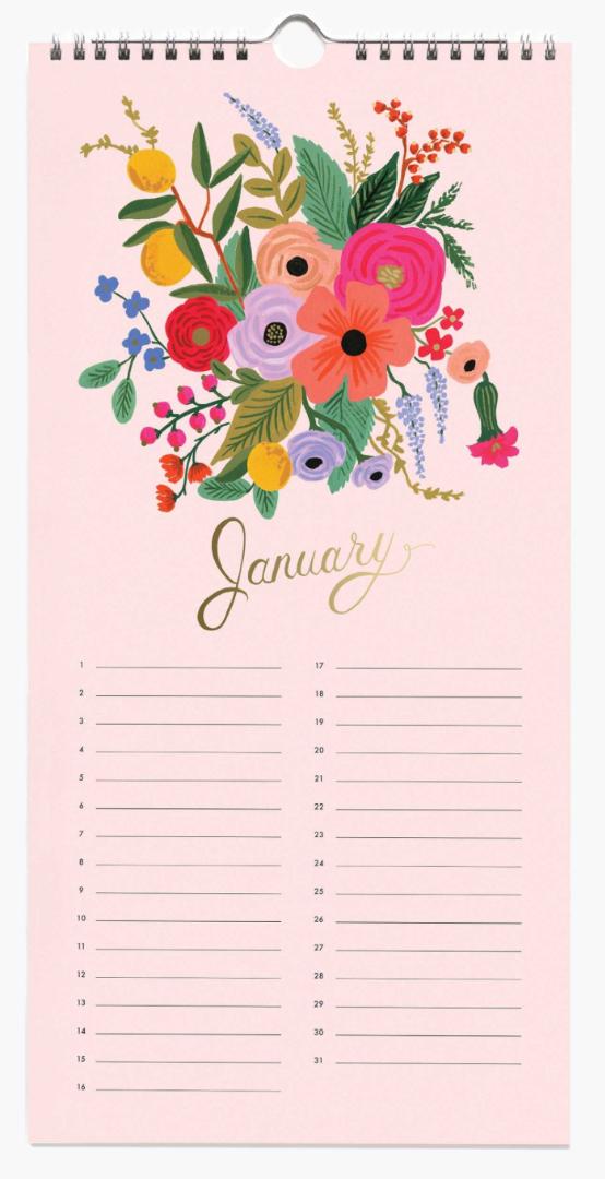 Celebration Calendar 2