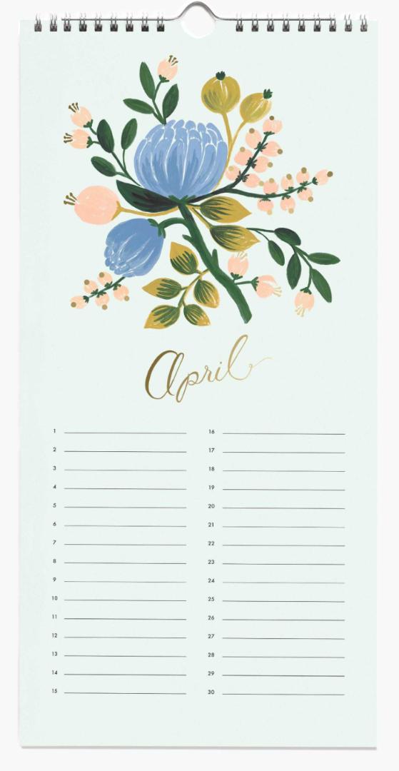 Celebration Calendar 5