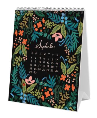 2019 Midnight Menagerie Calendar 10