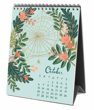 2019 Midnight Menagerie Calendar 11