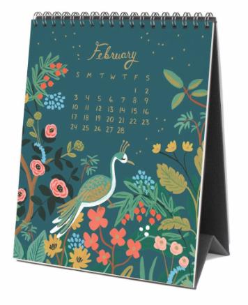 2019 Midnight Menagerie Calendar 3