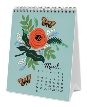 2019 Midnight Menagerie Calendar 4