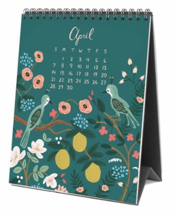 2019 Midnight Menagerie Calendar 5