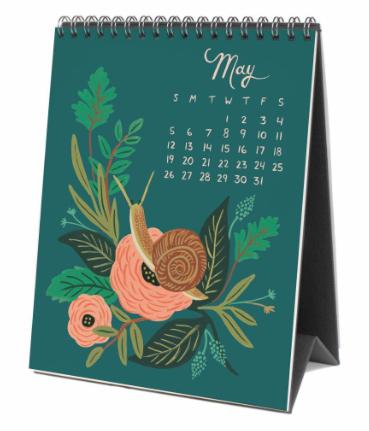 2019 Midnight Menagerie Calendar 6