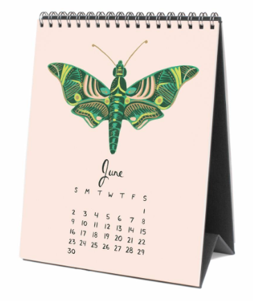 2019 Midnight Menagerie Calendar 7