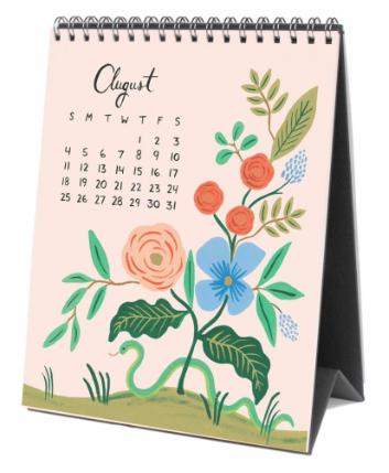 2019 Midnight Menagerie Calendar 9