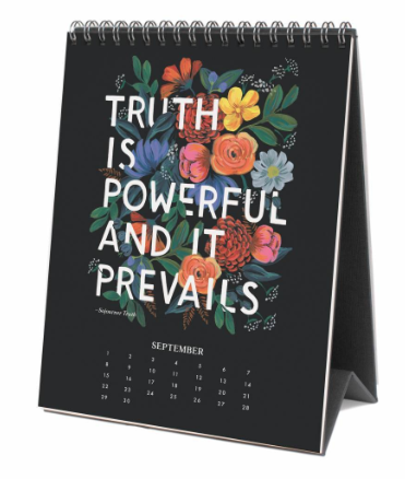 2019 Inspirational Quote Kalender 10