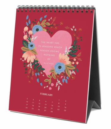 2019 Inspirational Quote Kalender 3