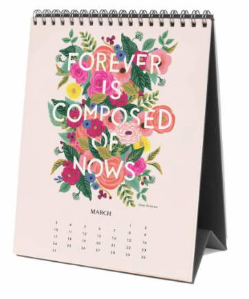 2019 Inspirational Quote Kalender 4